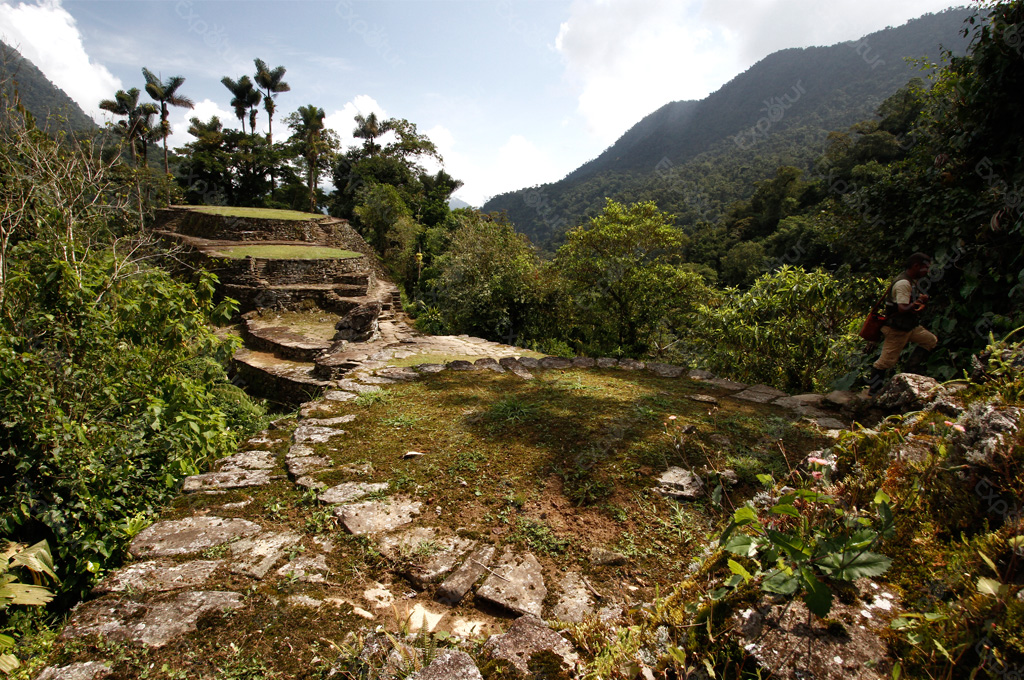 Lost City Trek Colombia - The best hike in South America