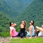 trekking ciudad perdida. lost city trek colombia